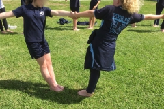 Primary School Yoga - Partner Yoga