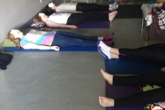 Classroom Relaxation secondary school